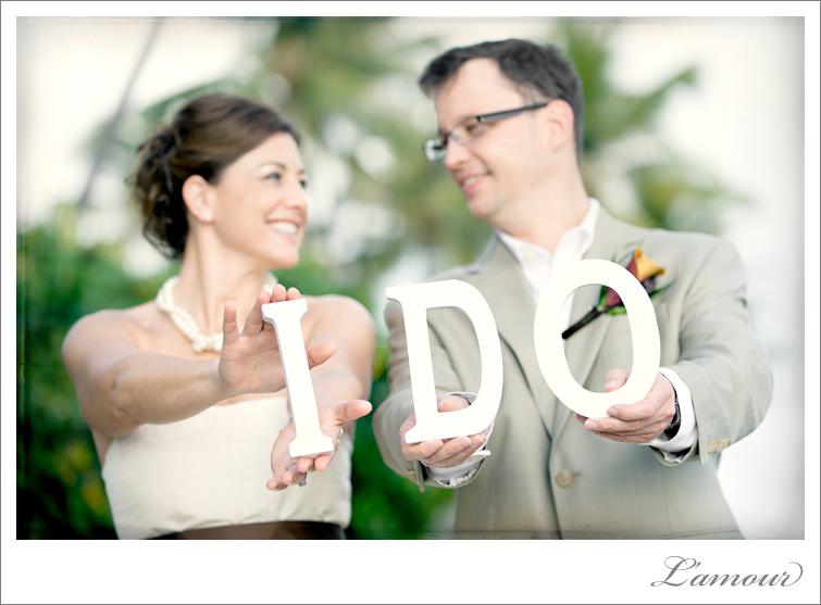 Hawaii Wedding Photographer Bayer Estate by Lamour Photography