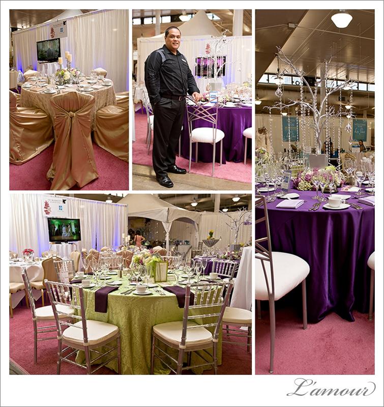 Ihilani Resort Hawaii Wedding Venue at Hawaii Bridal Expo