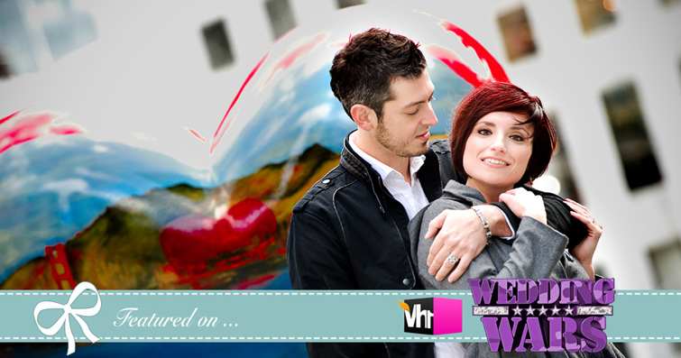 L'amour Photography featured on VH1's Wedding Wars
