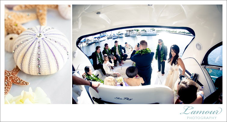Oahu Wedding Photographers of Lamour Photography