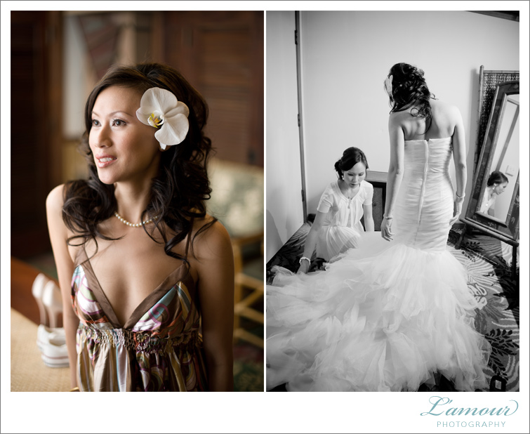 Hawaii Wedding Photography based on Oahu Lamour