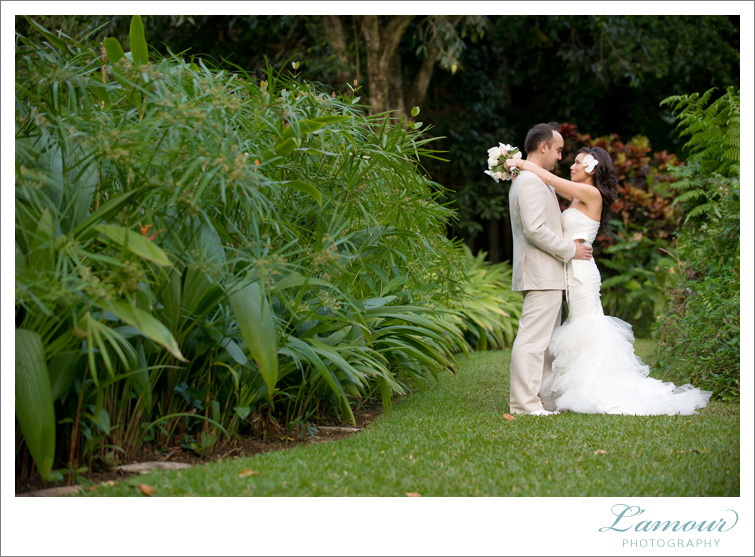 Oahu Hawaii Wedding Photography by L'Amour