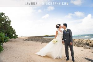 Hawaii wedding photography and video by L'Amour
