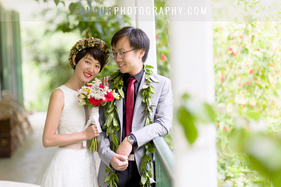 chinese wedding on maui by L'amour photography and video