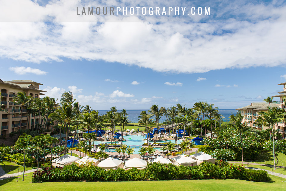 fou seasons maui wedding hotel wailea