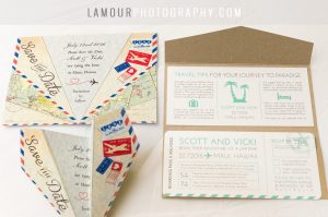 cute wedding invitations for