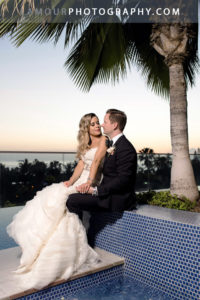 Hawaii wedding photographer and videographer byt he team at L'amour based on Oahu and available on other islands